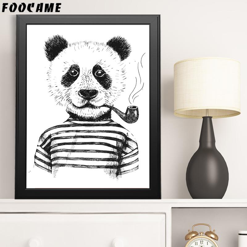 Noel Baba Boyama Kitabi Vektor Goruntu Panda Halka Acik Vektorler